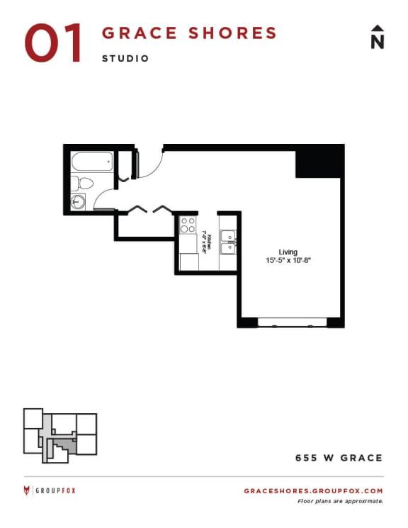 Grace Shores - Floorplan 01