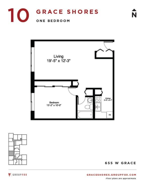 Grace Shores - Floorplan 10