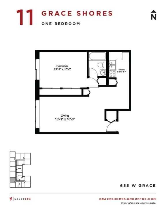 Grace Shores - Floorplan 11