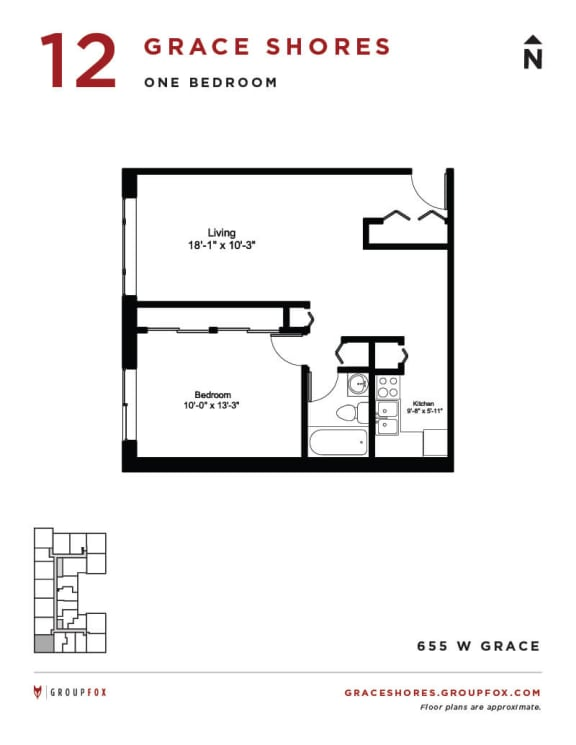 Grace Shores - Floorplan 12