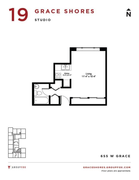 Grace Shores - Floorplan 19
