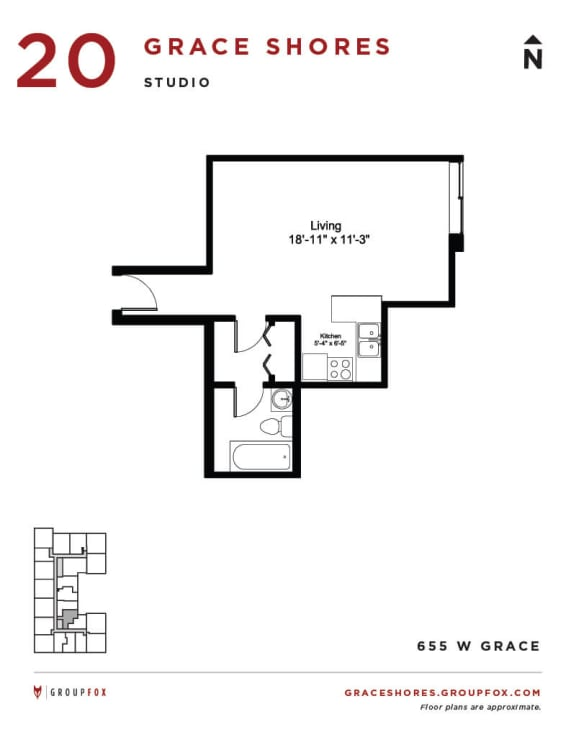 Grace Shores - Floorplan 20