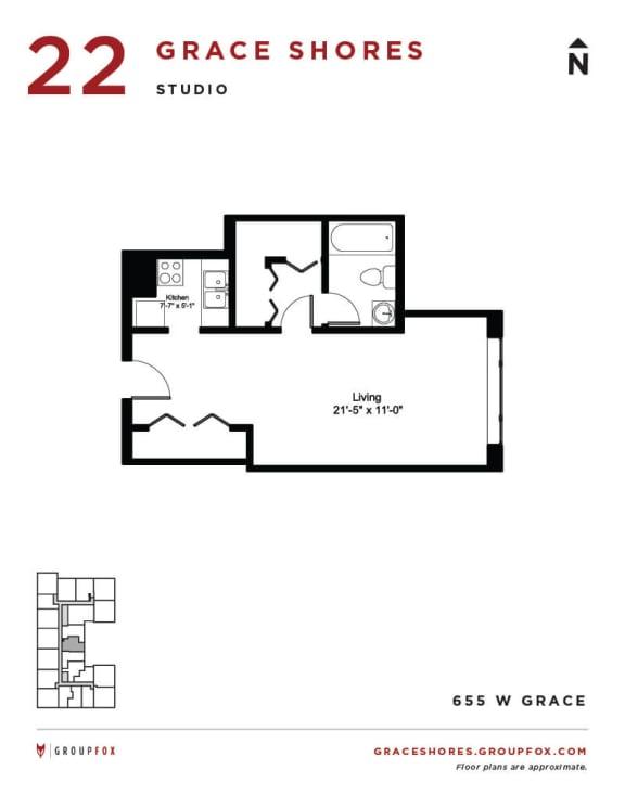 Grace Shores - Floorplan 22