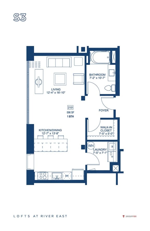 Lofts at River East - S3