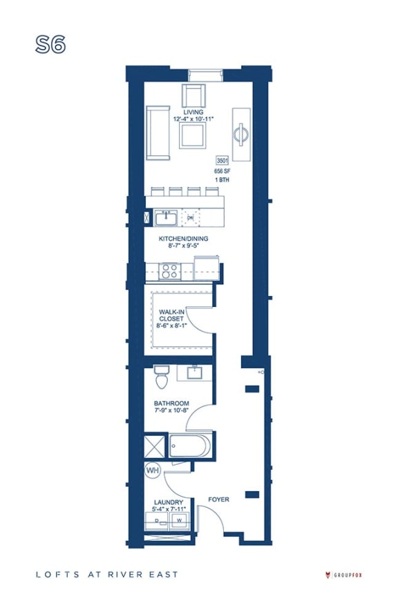 Lofts at River East - S6