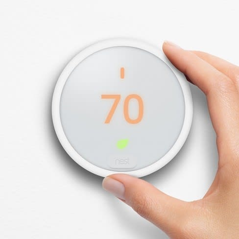 Nest Smart Home Thermostat