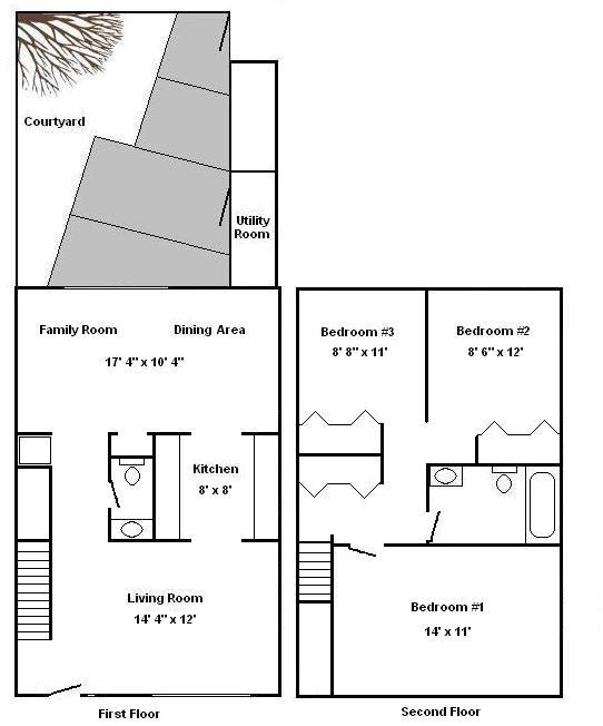 House Rental  Hershey Apartments | Braircrest Gardens Apartments