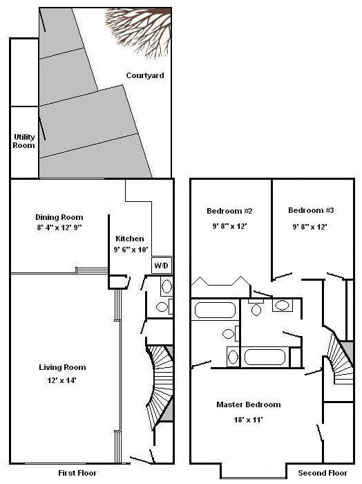Home Rental Hershey Apartments | Braircrest Gardens Apartments
