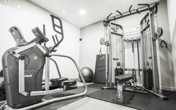 The Allure Fitness Center