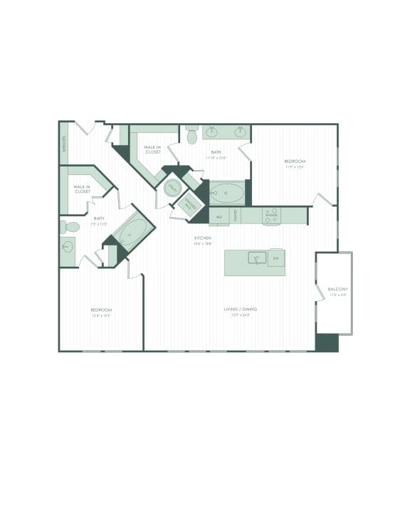 Floor Plan  B4a