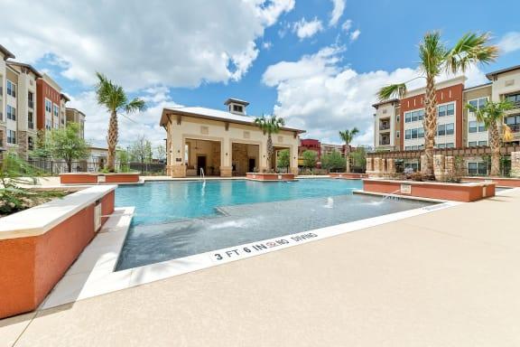pool amenity in allen tx apartments