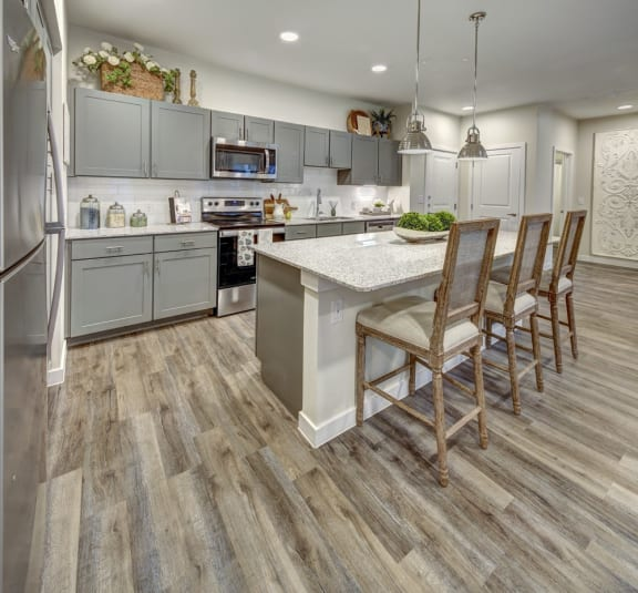 georgetown tx active 55+ apartments for rent with a spacious kitchen