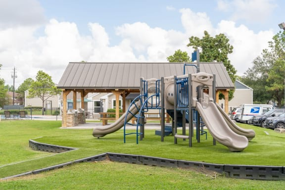 playground in our pearland texas apartments