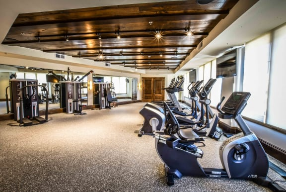 The Crosby Fitness Center