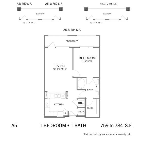 Floor Plan  SS.A5