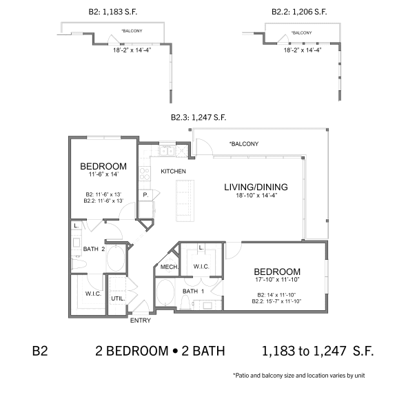 Floor Plan  SS.B2