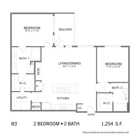 Floor Plan  SS.B3