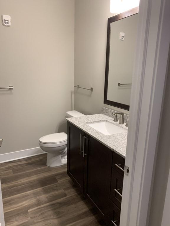 Blueford Floor Plan Bathoom Features