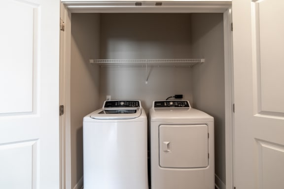 Washer And Dryer In Every Home at The Century at Purdue Research Park, West Lafayette, IN, 47906