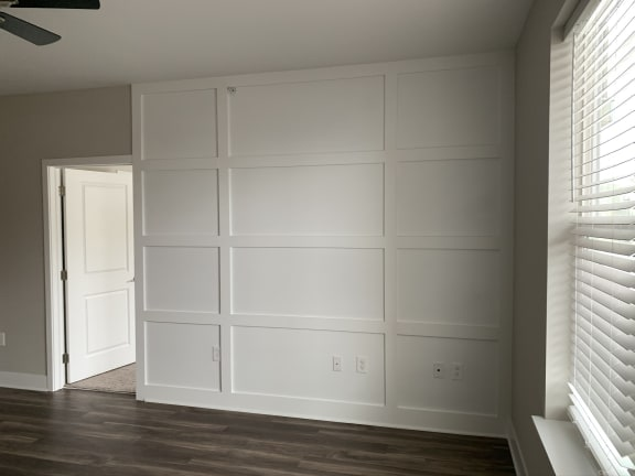 Gagarin Floor Plan Living Room Accent Wall