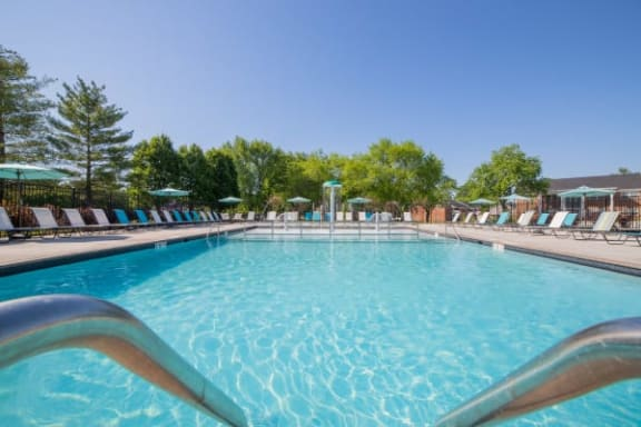Saltwater Pool at Gramercy, Indiana