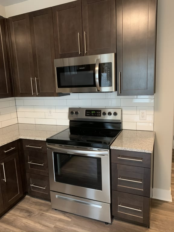 Grissom Fully-Equipped Kitchen
