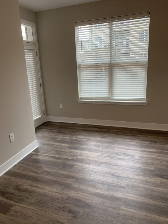 Grissom One-Bedroom Living Space