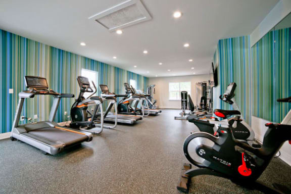Peloton Bike And Training Space at Gramercy, Carmel, IN