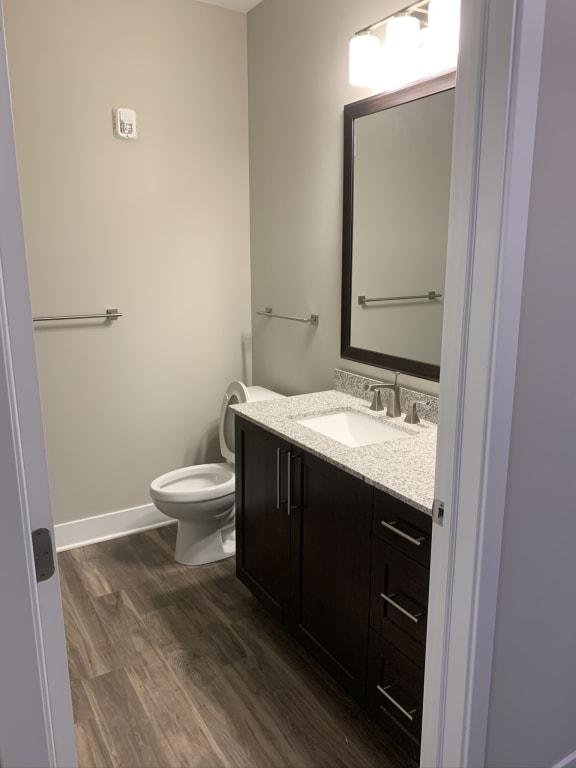 Porco Floor Plan Bathroom Features