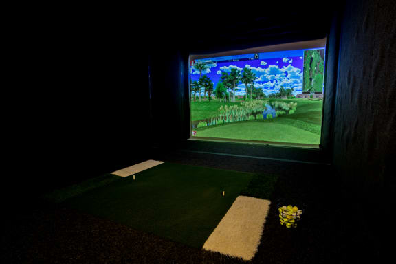 Game Room at Providence at Old Meridian, Carmel, IN, 46032