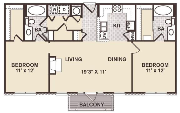 Society Hill Floor Plan at Providence at Old Meridian, Carmel, 46032