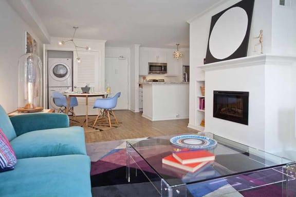 living room l Apartments for rent in Coronado CA