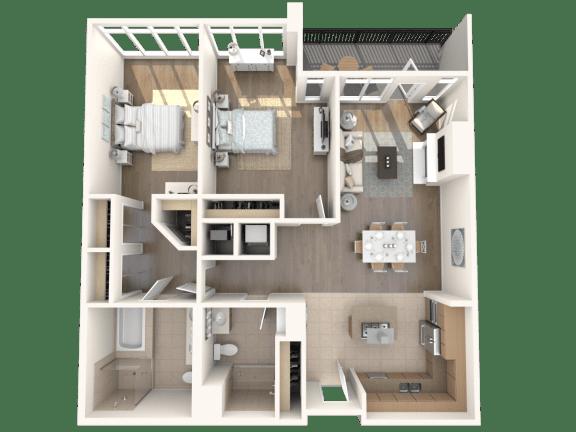 Berkeley Floorplan