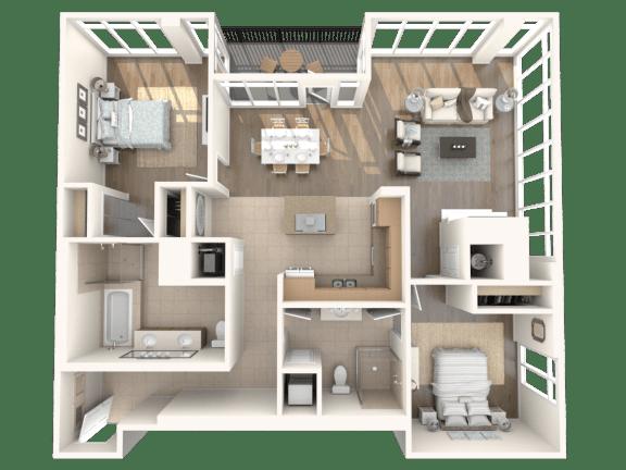 Laguna Hills Floorplan