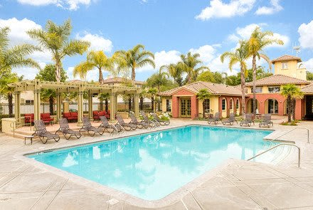 Two Resort-Style Pools And Spas
