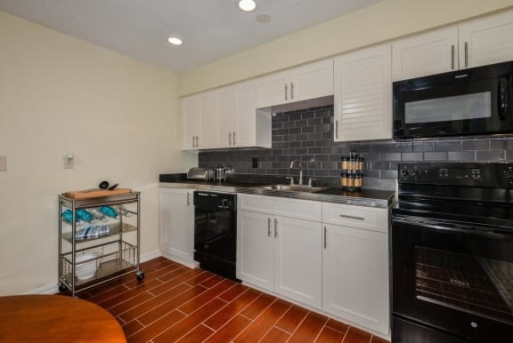 Renovated Kitchens at The Flats at Seminole Heights, 4111 N Poplar Ave, 33603