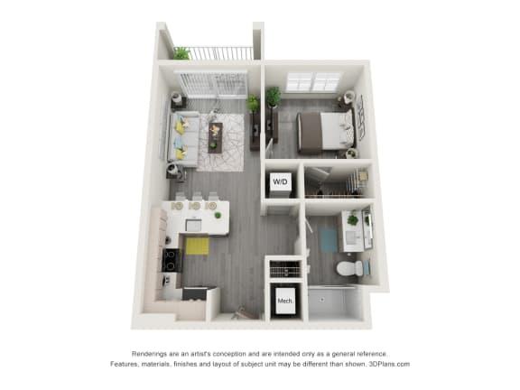 Floor Plan  1C.4