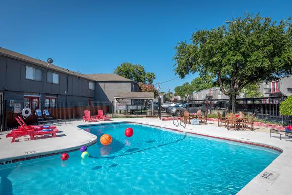 Monticello Crossroads Swimming Pool