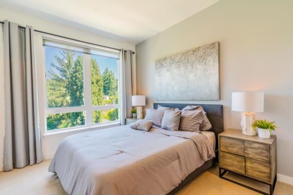 model one bedroom