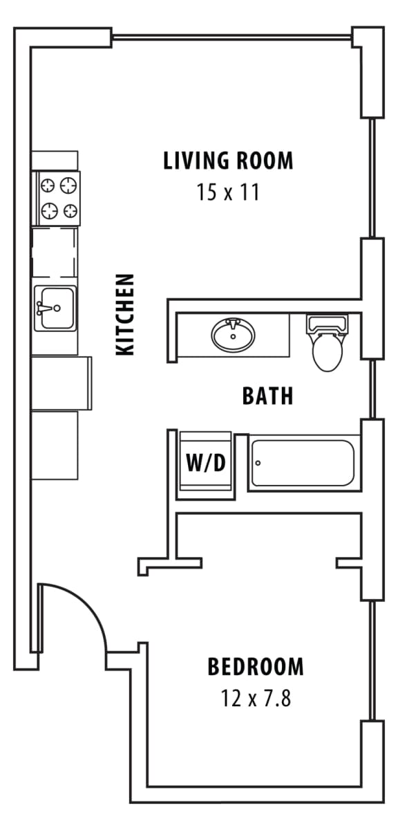 Boxcar Express Floor Plan