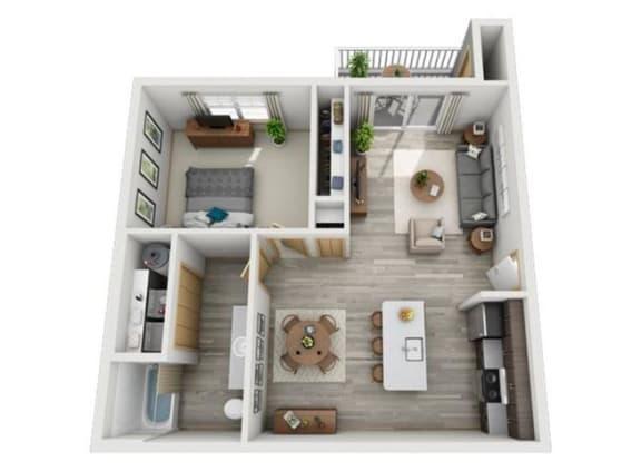 Floor Plan  Alder II