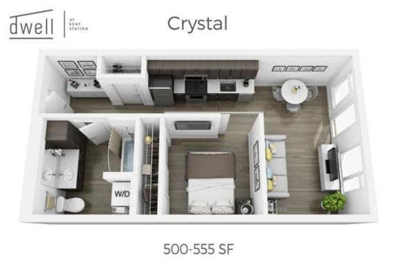 Floor Plan  Crystal