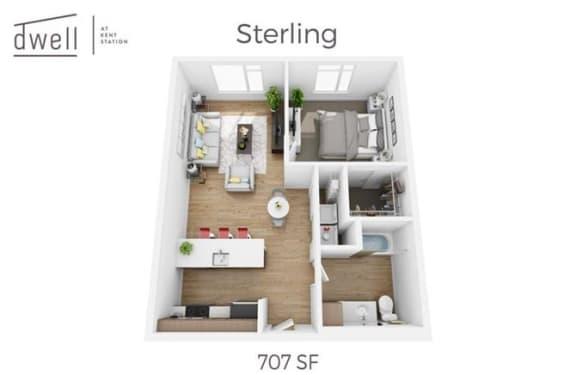 Floor Plan  Sterling
