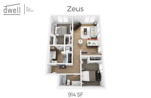 Floor Plan  Zeus