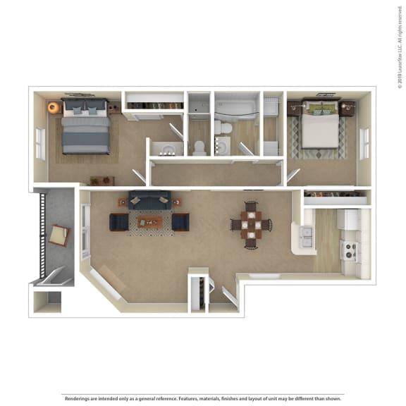 Floor Plan  Naches