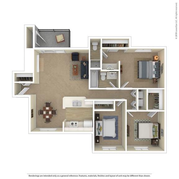 Floor Plan  Colville