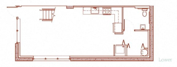Floor Plan  Live Work 12 1x1.5