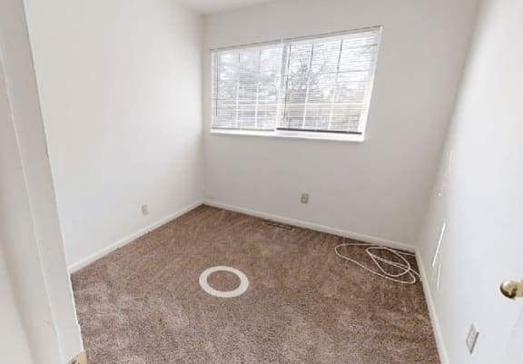 Carpet in Bedrooms at Arbor Pointe Townhomes, Battle Creek