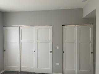 Large Closets at Park Heights by the Lake Apartments, Chicago, Illinois