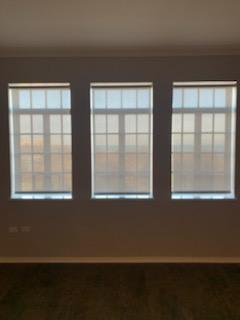 Roller Shades at Park Heights by the Lake